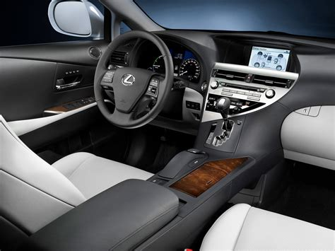 2011 Lexus Rx 450h Price Photos Reviews Features