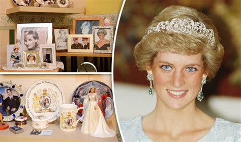 Collection Anniversary Princess princess diana s 20th anniversary fan with mass