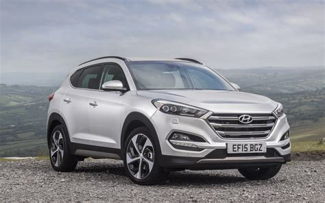 hyundai tucson hyundai tucson 2016 wallpapers hd white black blue