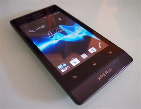 Hp Android Sony Xperia Miro spesifikasi sony xperia miro archive pricearea