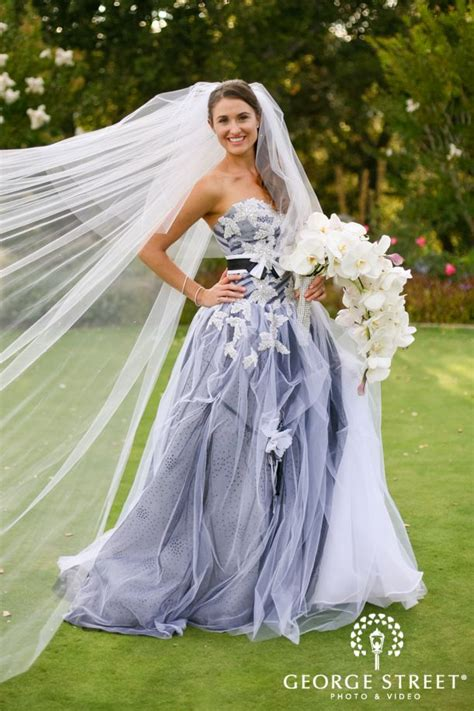 Non White Wedding Dresses by 17 Best Images About Bold Beautiful Non White Wedding