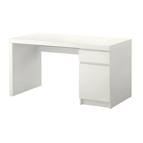 table bureau ikea malm desk white ikea