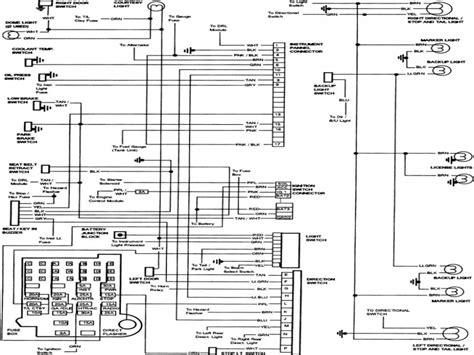 2007 toyota tundra fuse panel diagram wiring diagrams