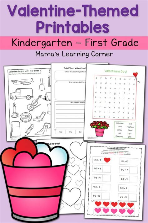 worksheets for kindergarten and grade