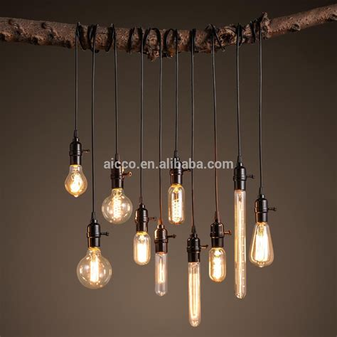 hanging decorative lighting decorative hanging pendant light vintage industrial loft