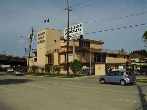 telefono del consulado mexicano de houston para hacer consulado de mexico sobre ruedas houston