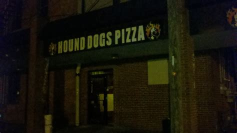 hound pizza hound s pizza review columbus oh