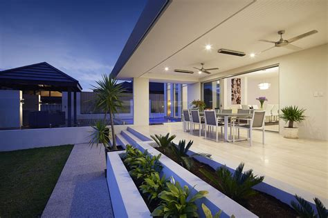 sloping blocks home designs perth sloping block homes
