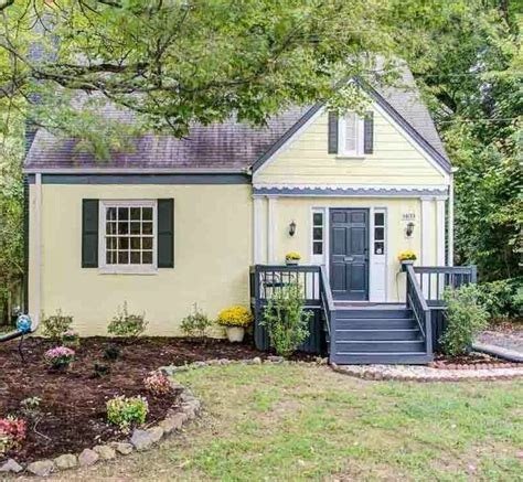 Yellow House Design Raleigh Nc For Sale A 1940s Bungalow Seen On Quot It Or List It Quot