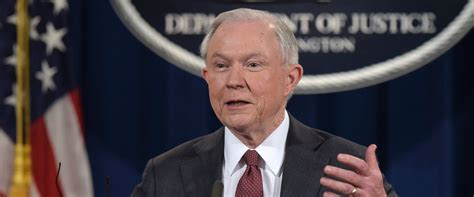 jeff sessions news conference attorney general jeff sessions recuses himself from
