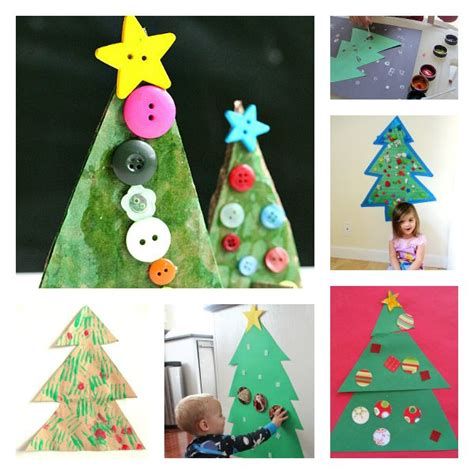 39 christmas activities for 2 and 3 year olds tree