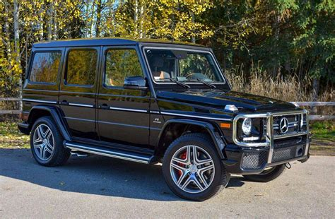Mercedes Amg G63 by 2016 Mercedes G63 Amg For Sale 2049212 Hemmings