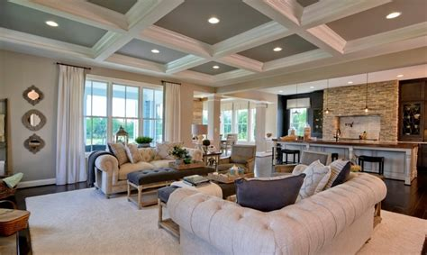 Pictures Of Interiors Of Homes by Model Homes Interiors Photo Of Nifty Model Home Interior