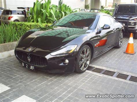 Maserati Granturismo Spotted In Jakarta Indonesia On 08