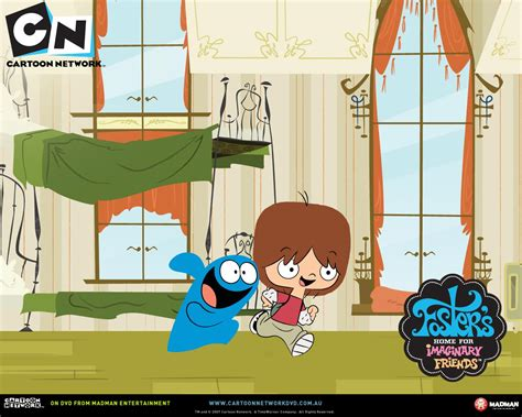 foster s home for imaginary friends madman entertainment