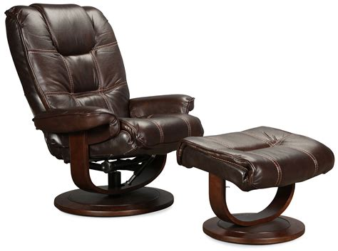 brown chair and ottoman birchfield chair and ottoman brown levin furniture