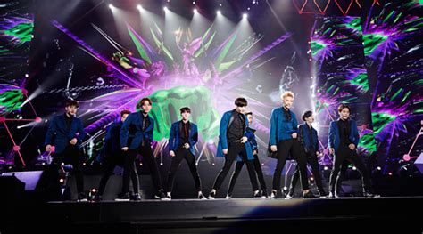 Exo Konser | exo akan gelar tur konser perdana di amerika siap sapa