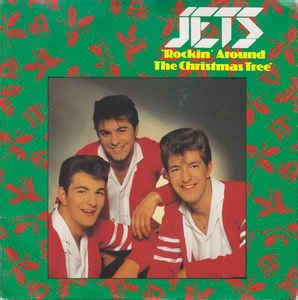 jets rockin around the christmas tree vinyl at discogs