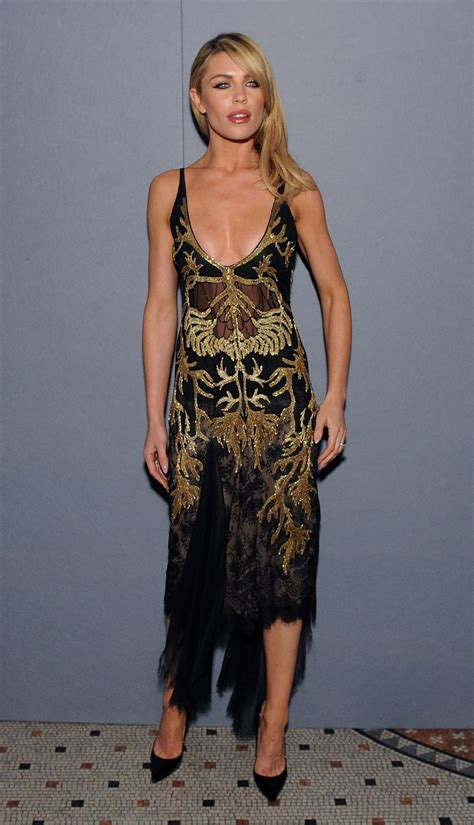 Fashion Week Clancey by Abigail Clancy At Julien Macdonald S Fashion Show At
