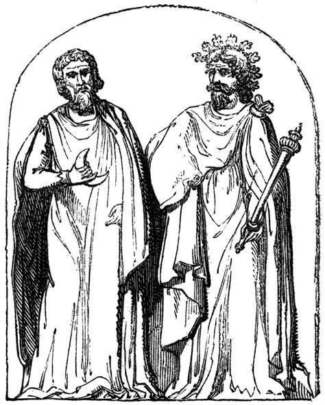 der garten der druiden zwei druiden