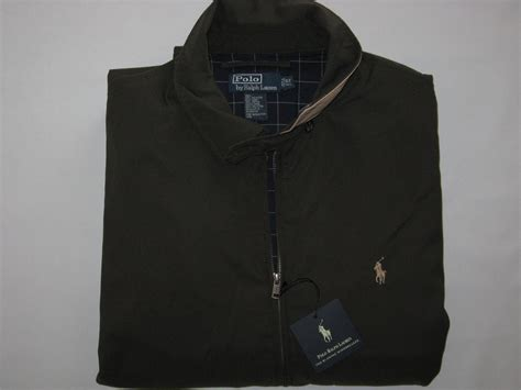 polo ralph lauren bi swing windbreaker polo ralph lauren big tall mens bi swing windbreaker