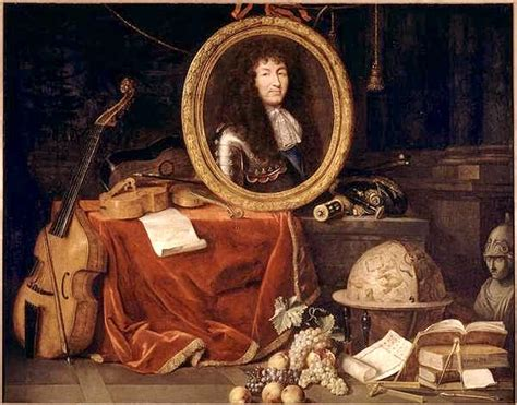Gloria Dei 1664 by La Costruzione Della Reggia Di Versailles