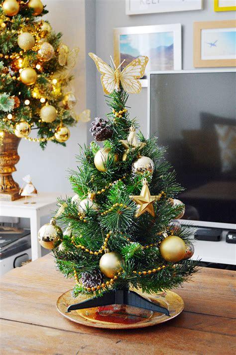 arboles de decoracion decoraci 243 n de navidad en espacios peque 241 os el