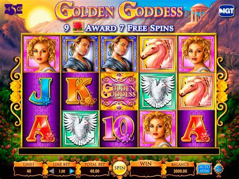 play golden goddess  slot igt casino slots