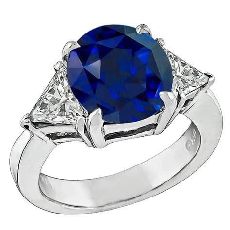 Light Sapphire Ceylon 4 12 carat ceylon sapphire gold engagement