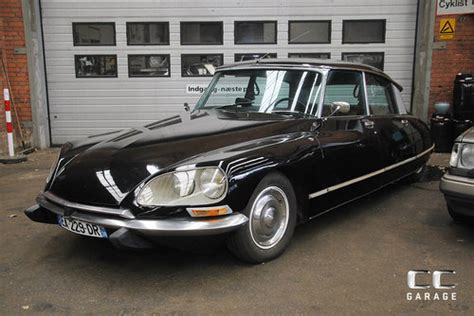 Citroen Ds For Sale by 1972 Citro 235 N Ds 20 Pallas Lhd For Sale Car And Classic