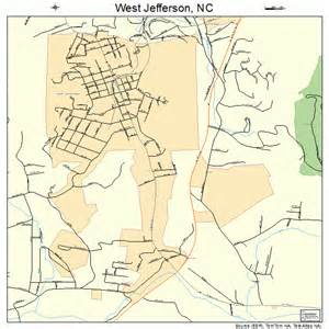 west carolina map west jefferson carolina map 3772540