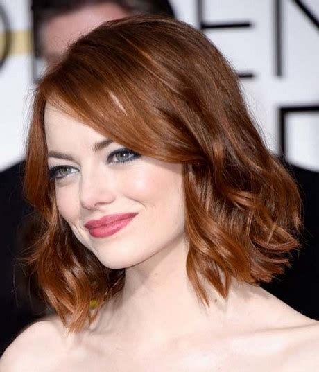 Trendy Medium Length Hairstyles 2017 by Trendy Shoulder Length Haircuts 2017