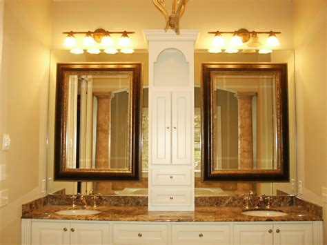 framed mirrors for bathroom tips framed bathroom mirrors midcityeast