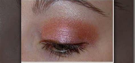 pink brown eyeshadow how to apply mac pink and brown copper eyeshadow 171 makeup