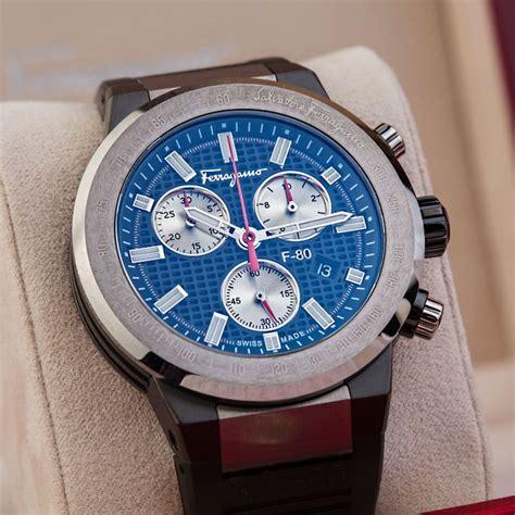 Feragamo Ceramic S ferragamo titanium chronograph ceramic bezel s wrist