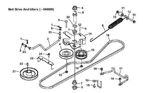l100 belt diagram deere l120 transmission belt diagram car interior