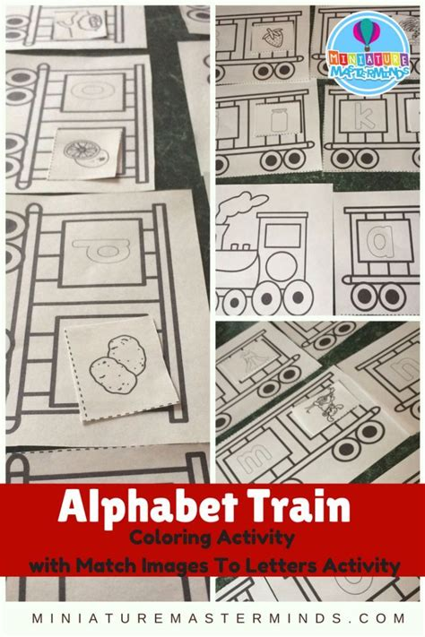 printable alphabet train 10 images about abc themes for kids on pinterest