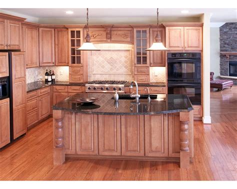 Island Countertop by Custom Kitchen Island Countertop Capitol Granite
