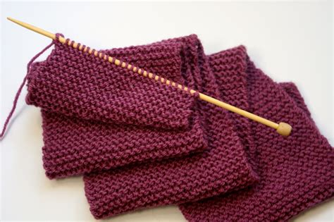 how to knit easy learn how to knit easy patterns for newbies