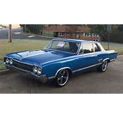 Seller Of Classic Cars  1965 Oldsmobile Cutlass Blue/Black