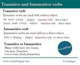 best 25 transitive verb ideas on pinterest verb