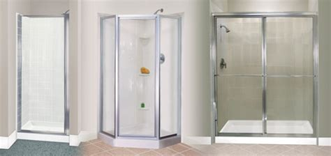 Shower Stall Enclosures E L Mustee Sons Stylemate 174 Shower Enclosures