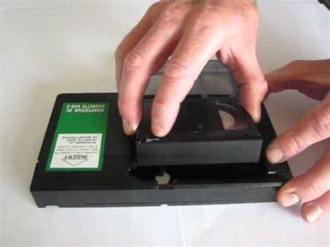 lettore cassette 8mm vhs c cassette adaptor avi