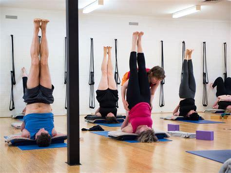 Conversion to Inversions Ballarat Iyengar Yoga