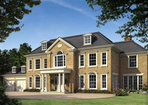 new home builders burwood park walton on thames surrey house