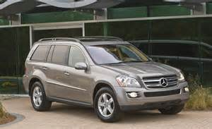 Mercedes Gl320 Cdi 2008 Mercedes Gl320 Cdi Bluetec Photo