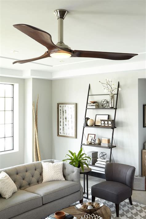 ceiling fans for living room 17 best ideas about contemporary ceiling fans on pinterest