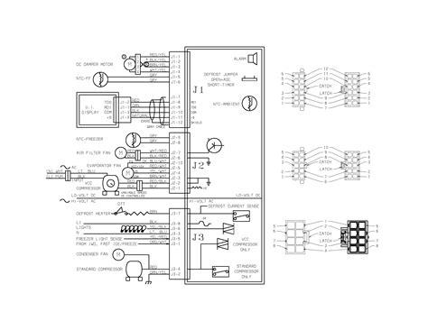 beautiful heatcraft freezer wiring diagram schematic line
