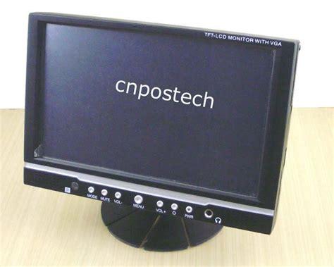 Geisler Touchscreen Monitor Lcd 7 quot inch vga tft lcd touchscreen touch screen monitor led