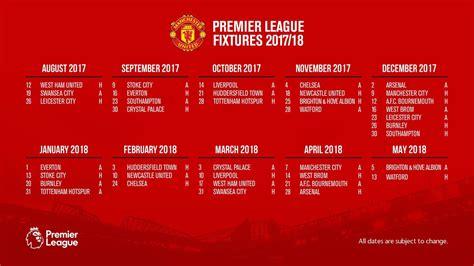 Liga Inggris 5 jadwal liga inggris sabtu minggu 5 6 mei 2018 siaran